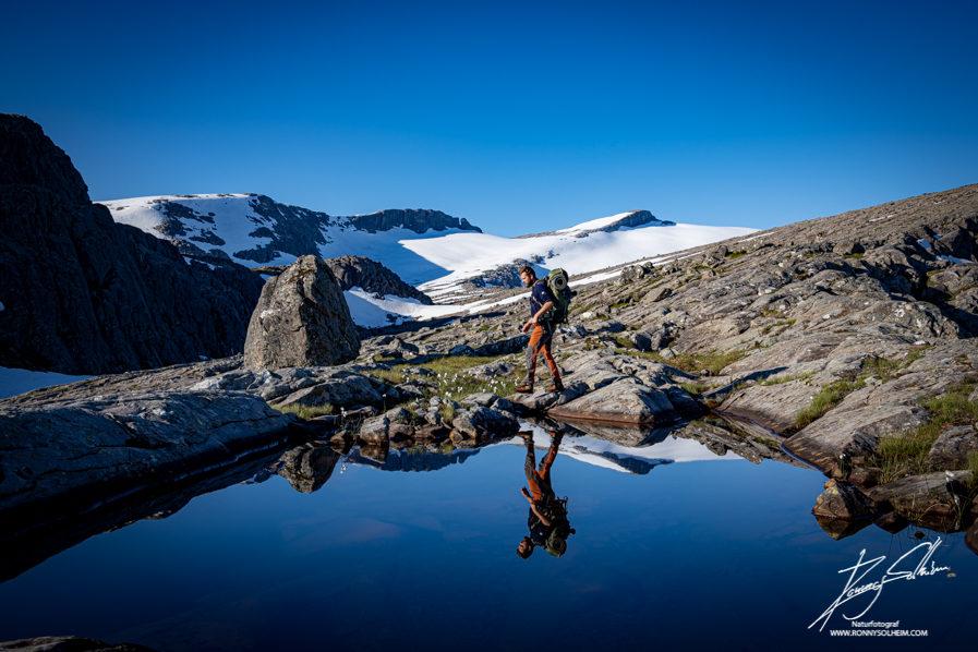 Naturfotograf Ronny Solheim